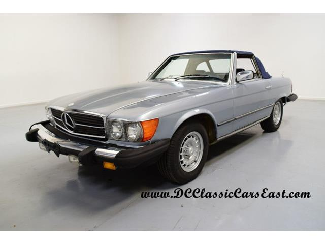 1980 Mercedes-Benz 450 SL Convertible   947806