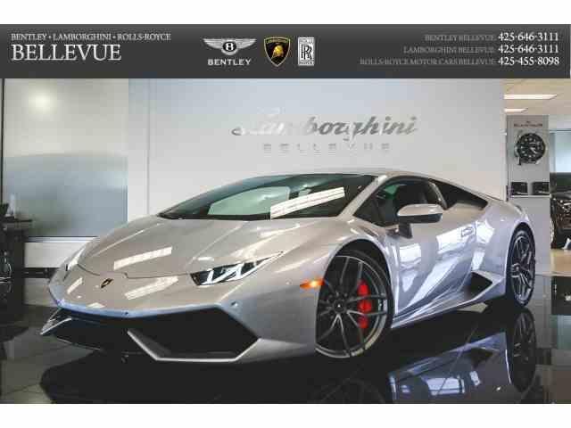 2016 Lamborghini Huracan   947807