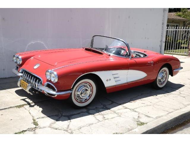 1960 Chevrolet Corvette | 947830