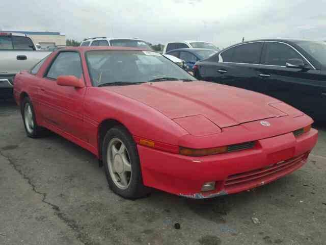 1991 Toyota Supra | 947834
