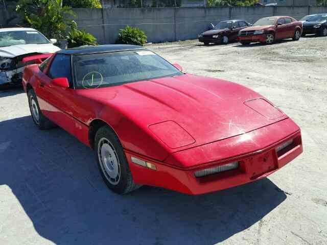1984 Chevrolet Corvette | 947851