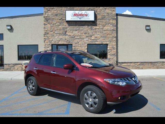 2012 Nissan MuranoSL | 940786