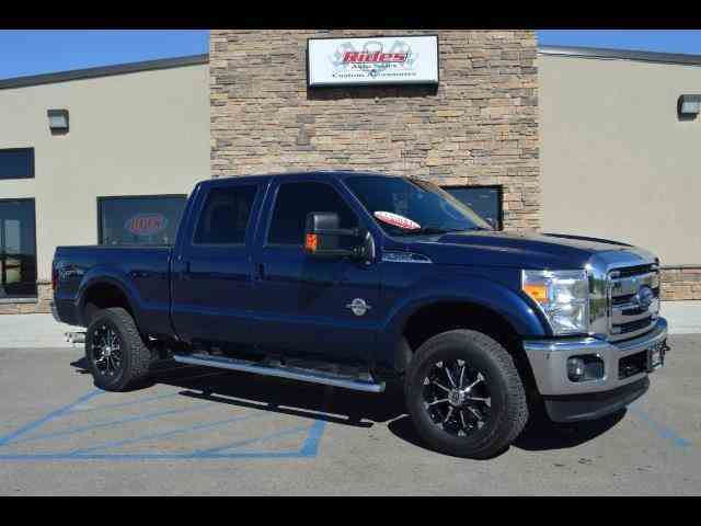 2012 Ford F350 | 940787