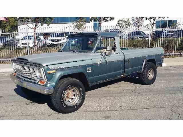 1973 Jeep Comanche | 947897