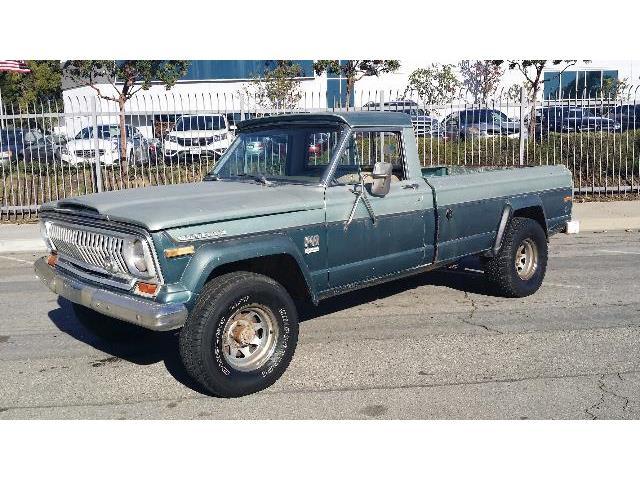 1973 Jeep Comanche   947897