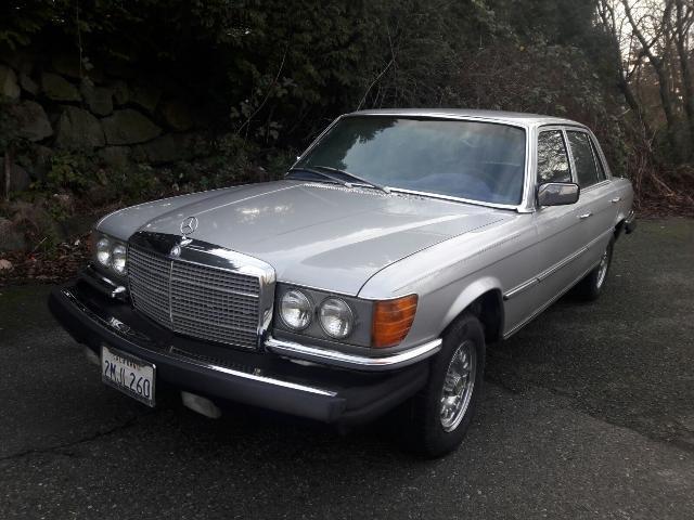 1978 MERCEDES-BENZ 420 - 500   947913