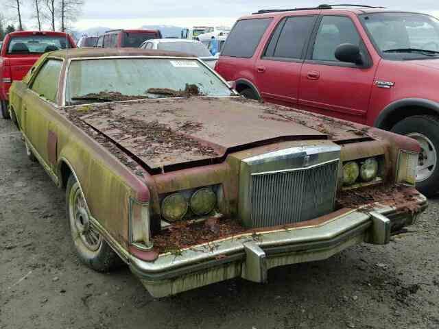 1978 Lincoln Town Car | 947915