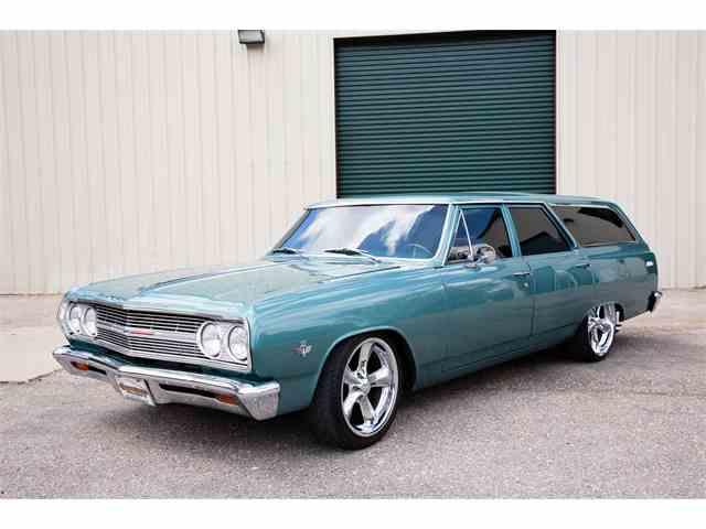 1965 Chevrolet Chevelle Malibu | 947985