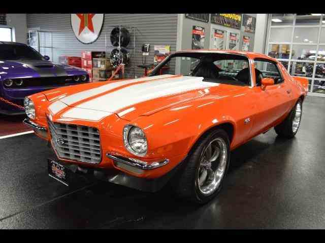 1971 Chevrolet Camaro SS | 940801