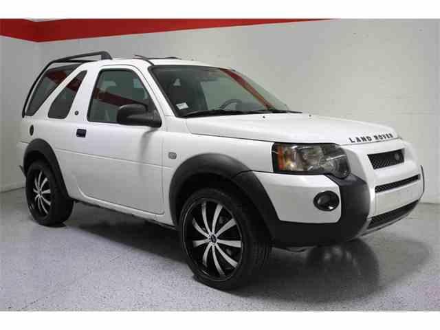 2004 Land Rover Freelander | 948077