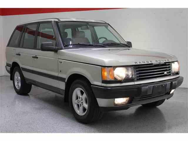 2001 Land Rover Range Rover | 948079