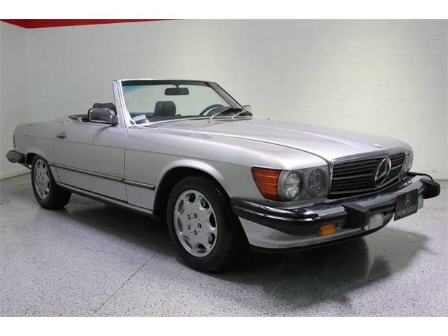 1986 Mercedes-Benz 560 | 948080