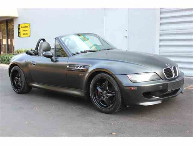 2000 BMW M Coupe | 948082