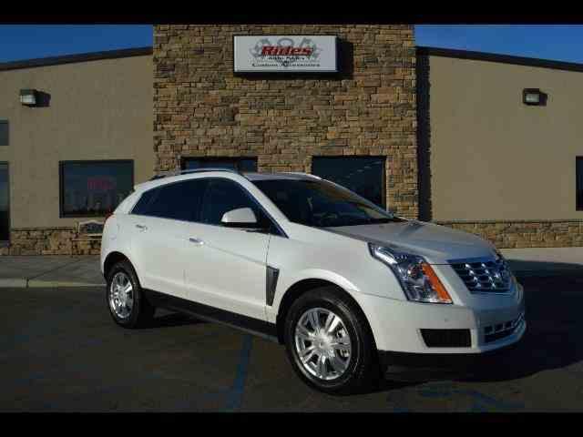 2015 Cadillac SRX | 940810