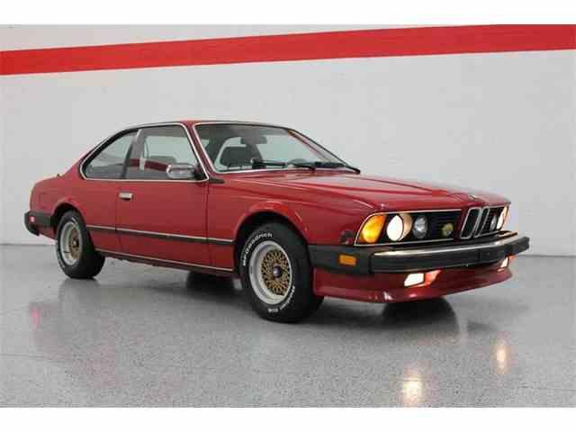 1985 BMW 6 Series   948115
