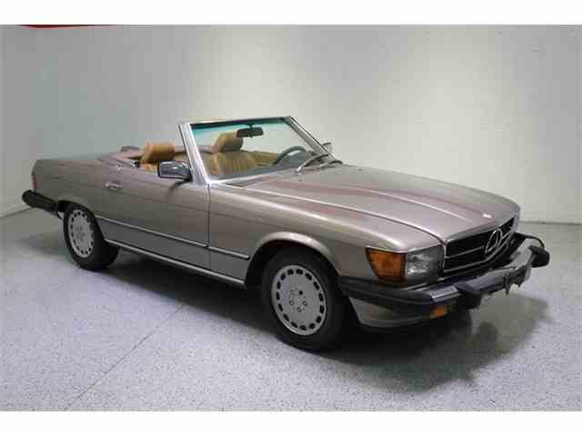 1987 Mercedes-Benz 560 | 948117