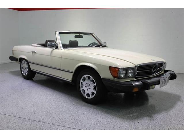 1980 Mercedes-Benz 450SL   948118