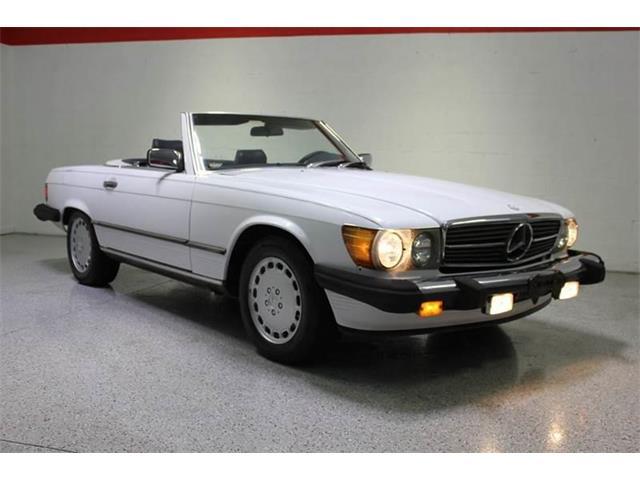 1987 Mercedes-Benz 560 | 948122