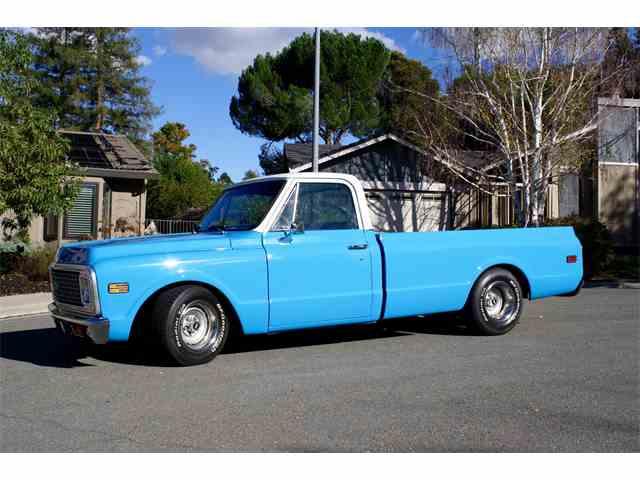1971 Chevrolet C/K 10 | 948178