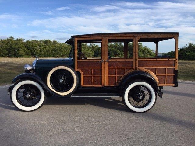 1928 Ford Model A Woody Wagon | 948184