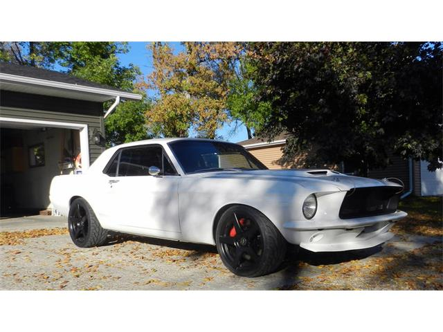 1967 Ford Mustang | 948188