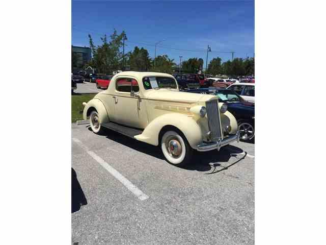1937 Packard 110 | 948191