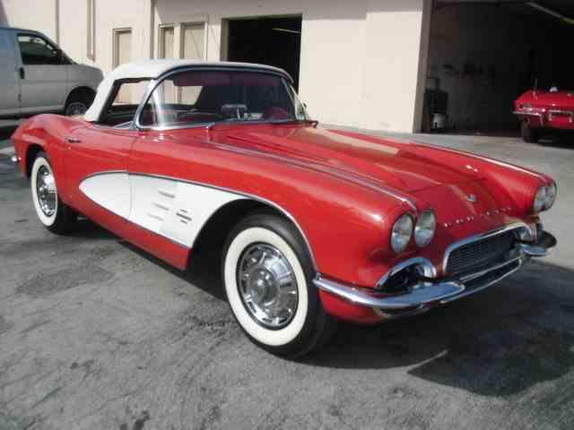 1961 Chevrolet Corvette | 948192
