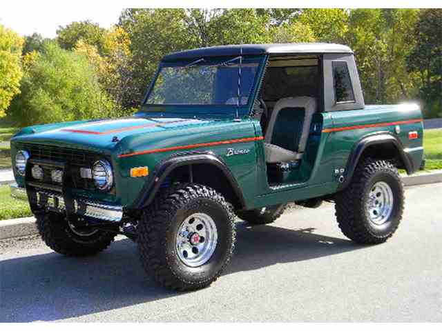 Classifieds For 1960 To 1980 Ford Bronco