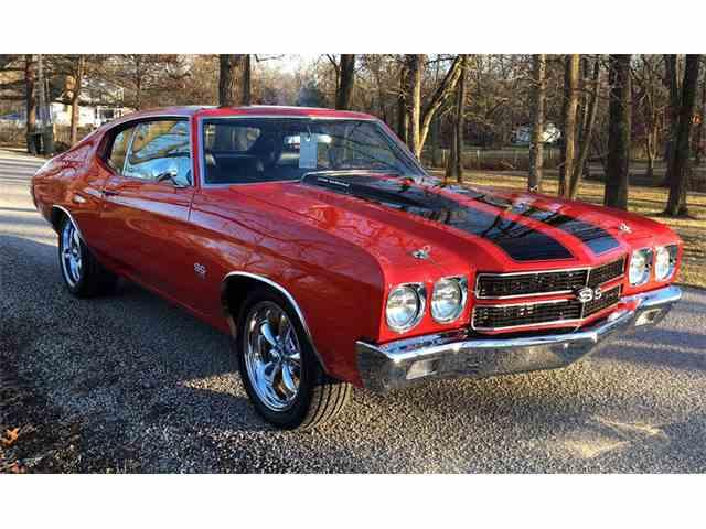 1970 Chevrolet Chevelle | 948206
