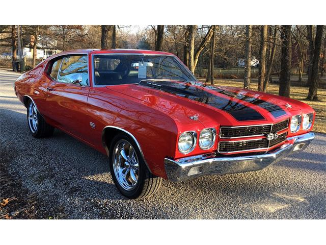 1970 Chevrolet Chevelle SS | 948206