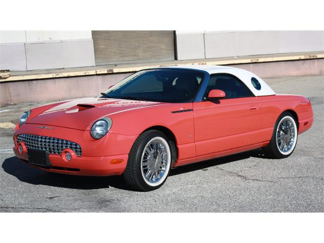 2003 Ford Thunderbird | 948209