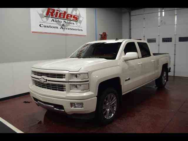 2014 Chevrolet Silverado 1500High Country | 940821