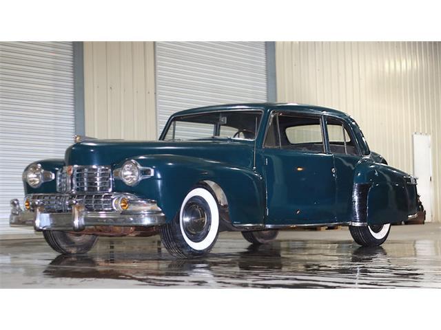 1947 Lincoln Continental | 948214