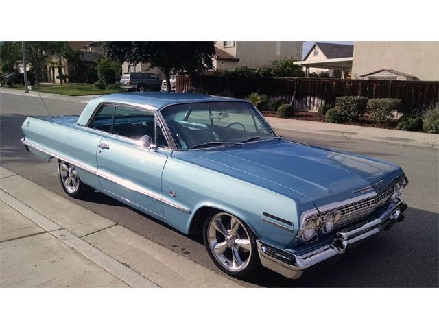 1963 Chevrolet Impala SS | 948217