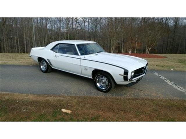 1969 Chevrolet Camaro SS | 948221