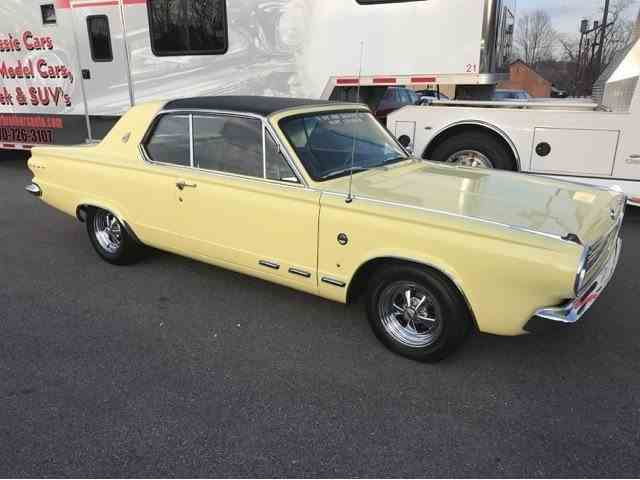 1965 Dodge Dart GT Charger 273 | 948224