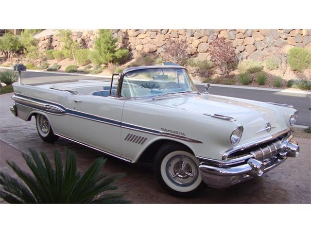 1957 Pontiac Bonneville   948225