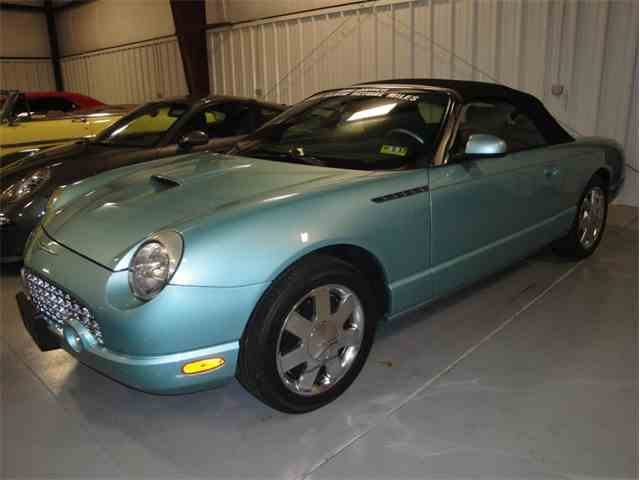 2002 Ford Thunderbird | 948228