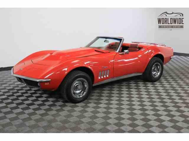 1969 Chevrolet Corvette | 948242