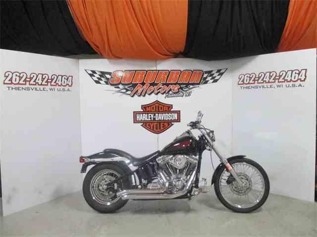 2002 Harley-Davidson® FXST | 948256