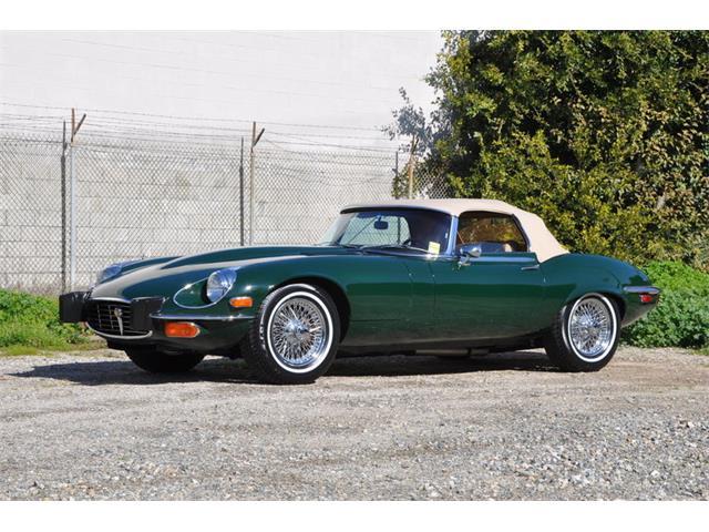 1974 Jaguar XKE   948258