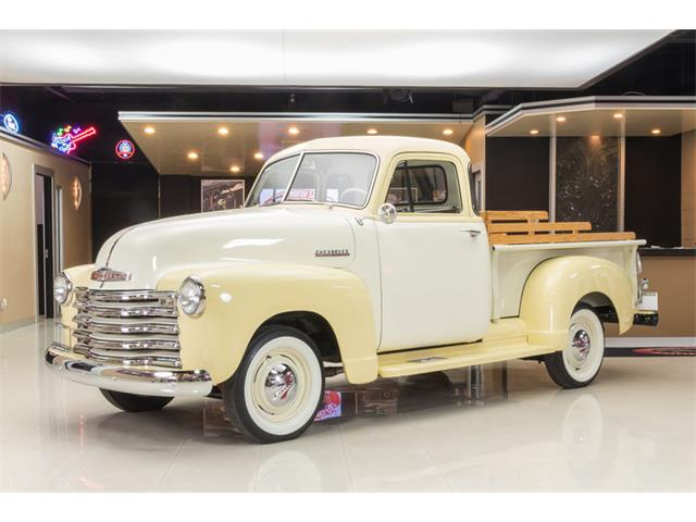 1951 Chevrolet 3100 5 Window Pickup | 948286