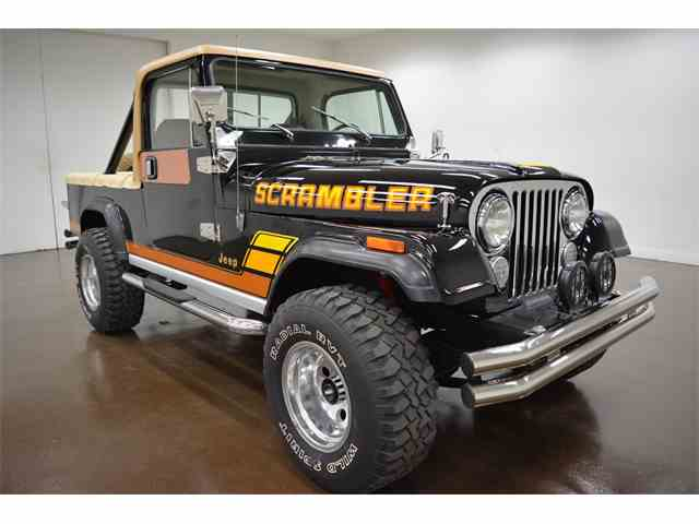 1983 JEEP CJ-8  SCRAMBLER | 948294