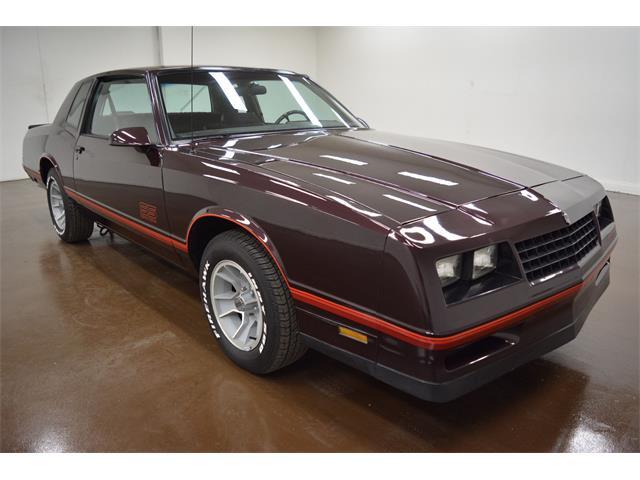 1987 Chevrolet Monte Carlo SS Aerocoupe | 948295