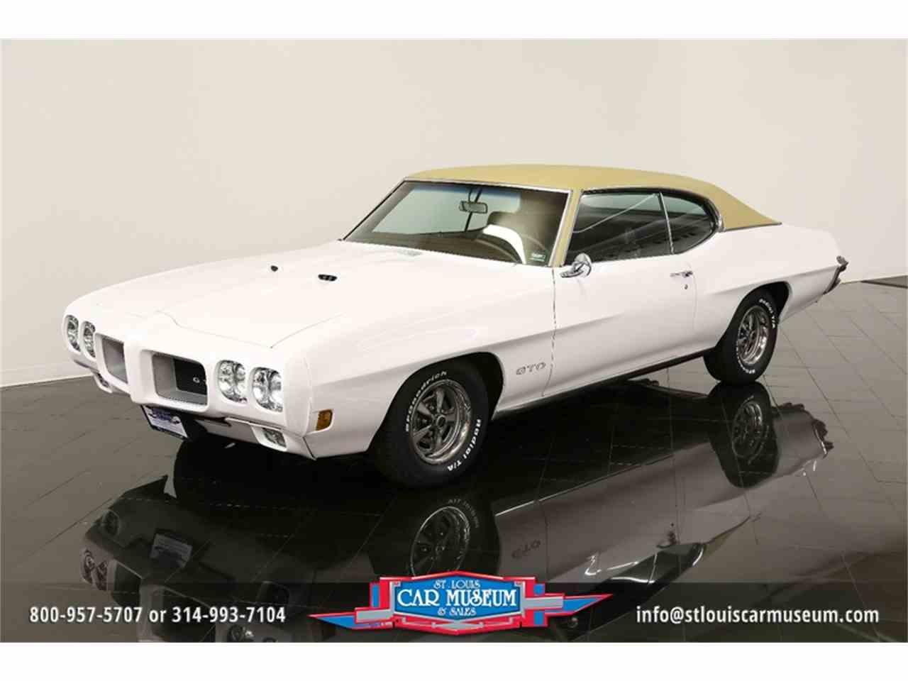 1970 Pontiac GTO for Sale - CC-948297