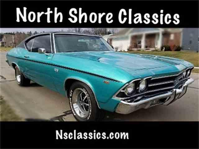 1969 Chevrolet Chevelle | 948299