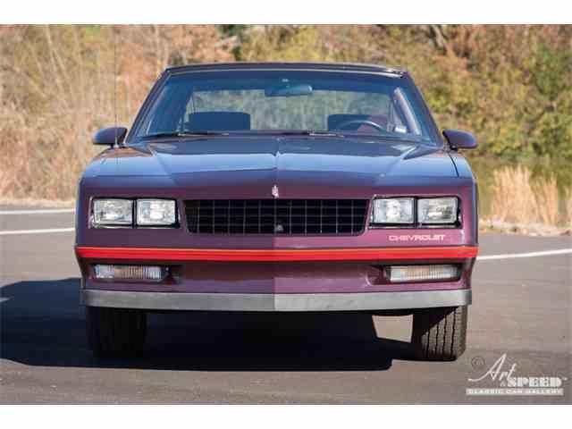 1987 Chevrolet Monte Carlo SS Aerocoupe | 948300
