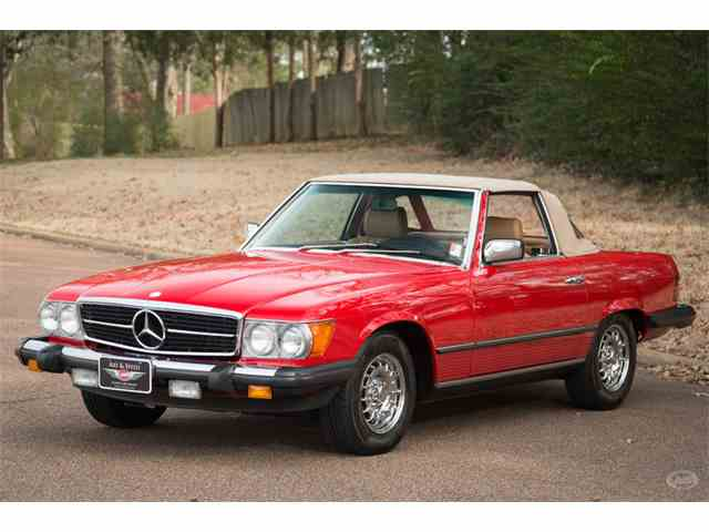 1985 Mercedes-Benz 380SL | 948301