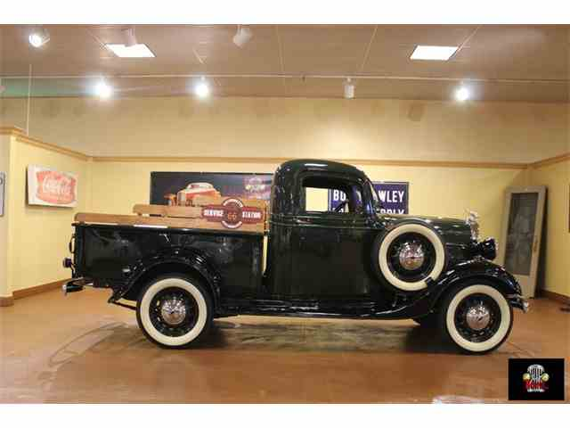 1936 Chevrolet 3-Window Pickup | 948312