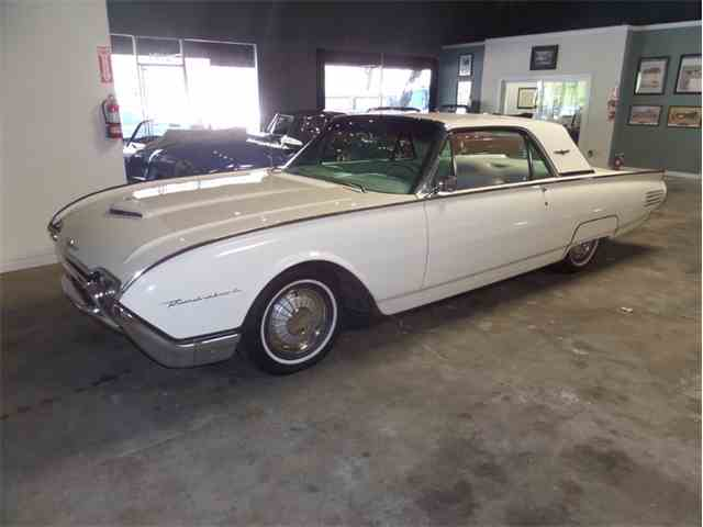 1961 Ford Thunderbird | 948315